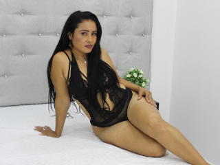 Picture of the sexy profile of SalmaEthan, for a very hot webcam live show !