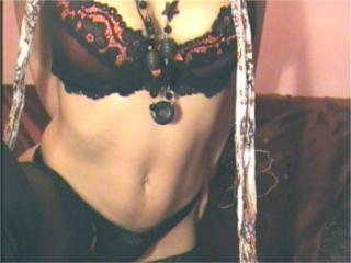 Picture of the sexy profile of BeatriceTS, for a very hot webcam live show !