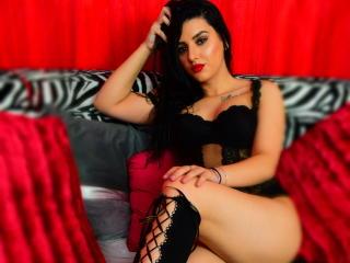Sexy Profilfoto des Models BlairAmy, für eine sehr heiße Liveshow per Webcam!